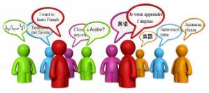 people speaking multiple languages