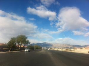 What a beautiful Landscape! North Las Vegas!